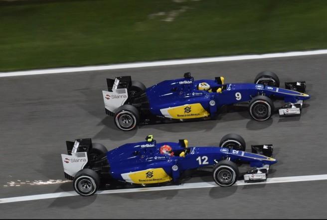 Decepción en Sauber, al quedarse fuera de los puntos