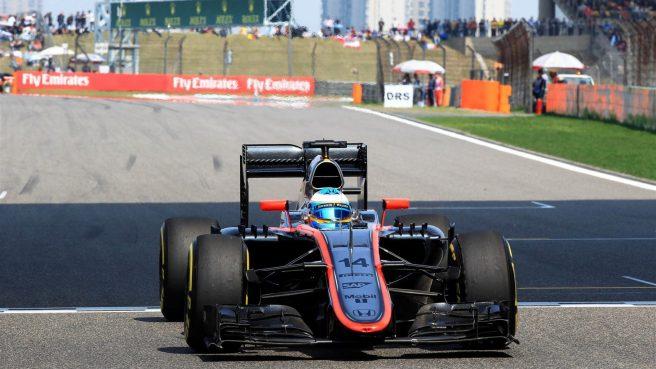Fernando Alonso, fuera de los puntos por segunda carrera consecutiva