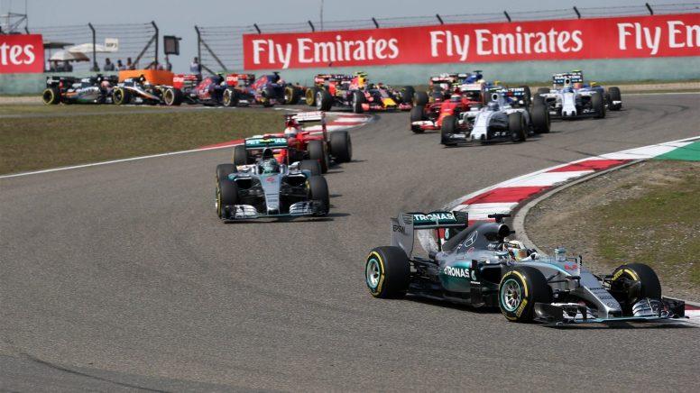 Gran carrera para Mercedes y, sobre todo, Lewis Hamilton