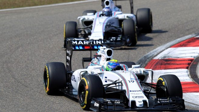 Decepcionante Gran Premio para Williams
