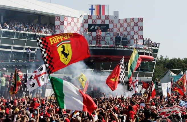 Peligra la disputa del GP de Italia por los problemas económicos del organizador