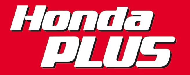 Nuevas ventajas para los clientes del programa Honda PLUS