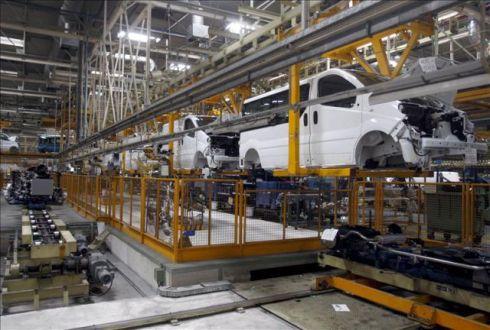 La planta de Nissan en Barcelona desarrollará el nuevo pick-up de Mercedes