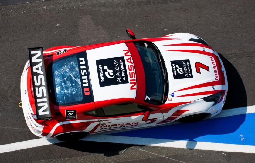 Nissan y Gran Turismo presentan una nueva edición de la Nissan PlayStation GT Academy