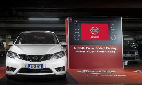 Nissan desarrolla un nuevo sistema para facilitar el aparcamiento
