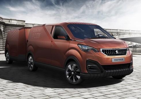 Peugeot Foodtruck, fusión entre alta cocina, diseño y automoción