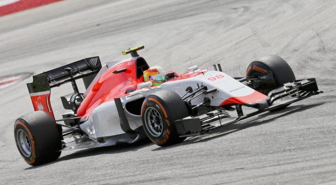 Roberto Merhi, cada vez más cerca de asentarse en Manor