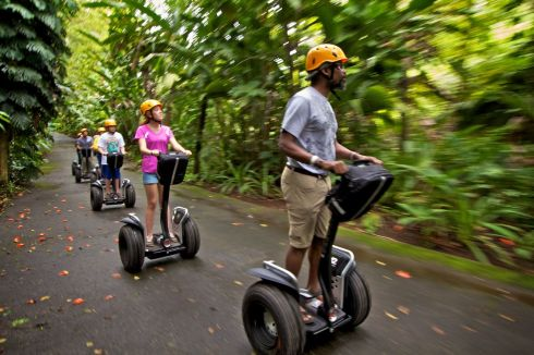 Triste final para Segway, vendida a su imitadora china
