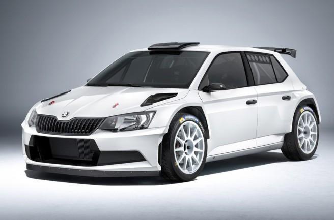 Nuevo Skoda Fabia R 5, la vuelta de la marca checa a los rallyes