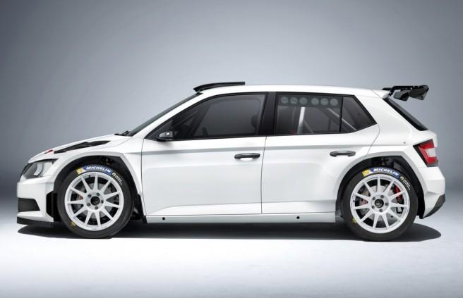 Con el nuevo Fabia R 5, Skoda quiere recuperar los triunfos del mítico S2000