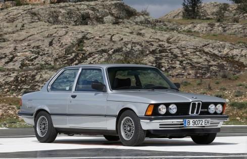 BMW Serie 3 E21, el inicio de la saga