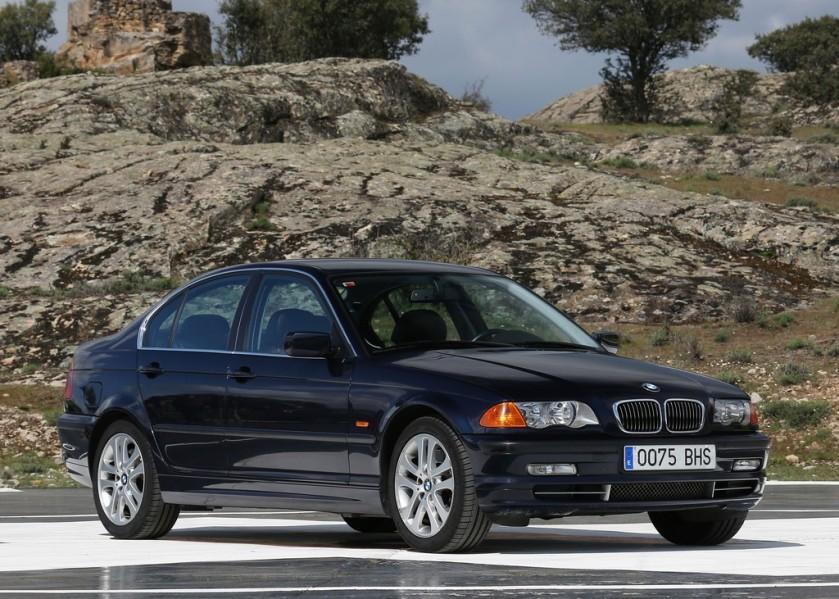 El BMW Serie 3 E46, la cuarta generación