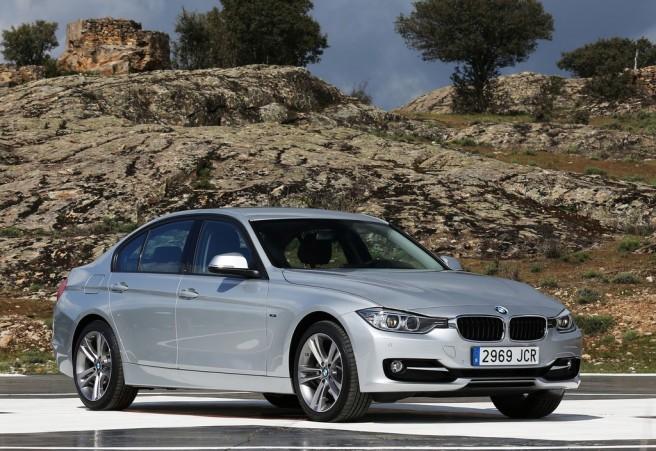 Con el BMW Serie 3 F30, se llega a la sexta generación