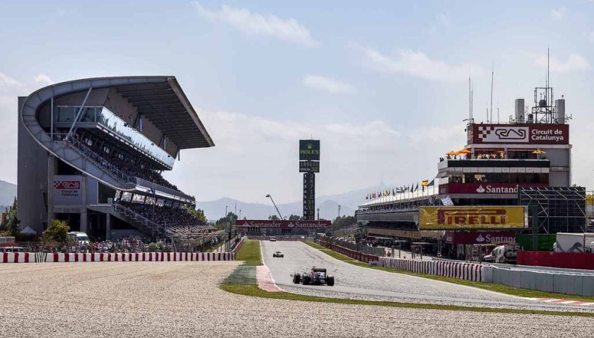 El Circuit de Catalunya renueva su acuerdo con la FOM hasta 2019