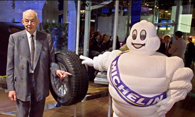 Muere Francois Michelin, el patriarca histórico del fabricante francés