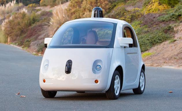 Los primeros prototipos del coche autónomo de Google rodarán este verano