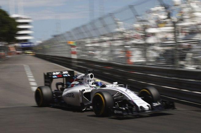 Para olvidar el fin de semana de Williams en Mónaco