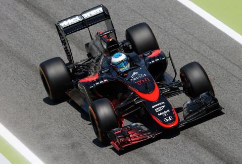 No fue un buen día para Fernando Alonso, que tuvo que abandonar