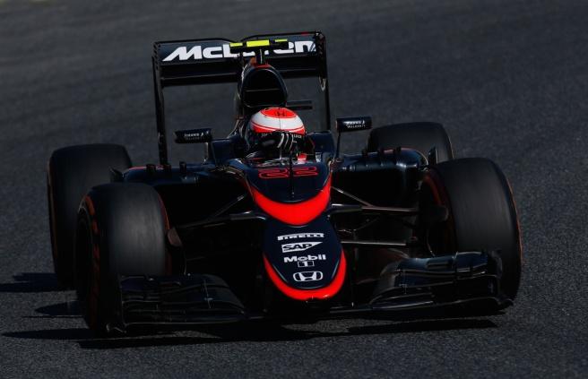 Decepción y fiasco sin paliativos de McLaren en el GP de España