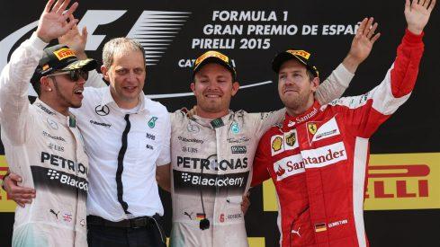 Primera victoria de la temporada para Nico Rosberg