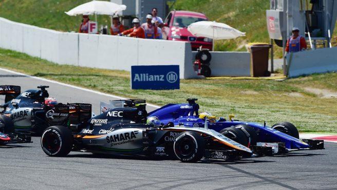 Se esperaba mucho más de Sauber y de Force India hoy en Barcelona