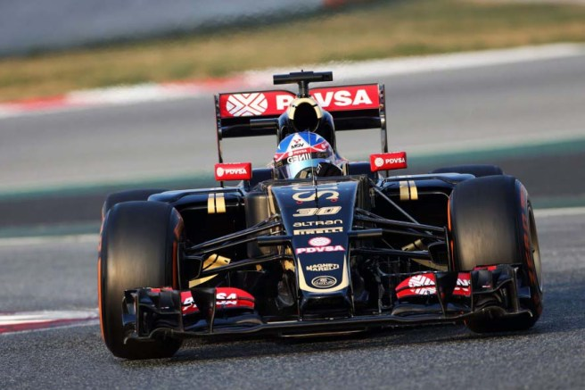 Jolyon Palmer repetirá con Lotus en los primeros libres del GP de España