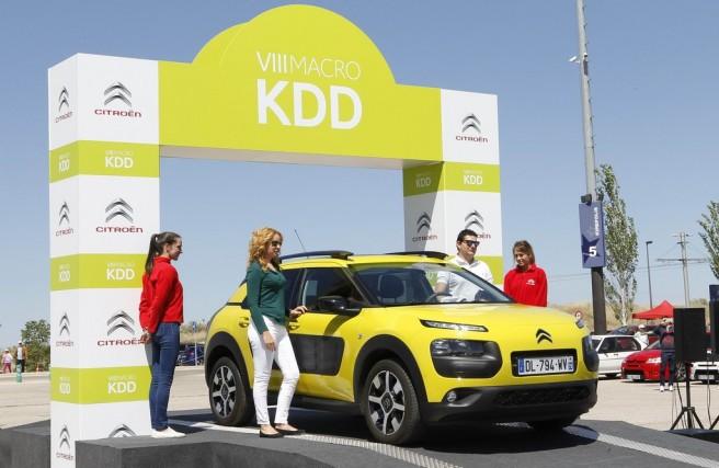 Exito de la VIII Macro KDD de Citroën