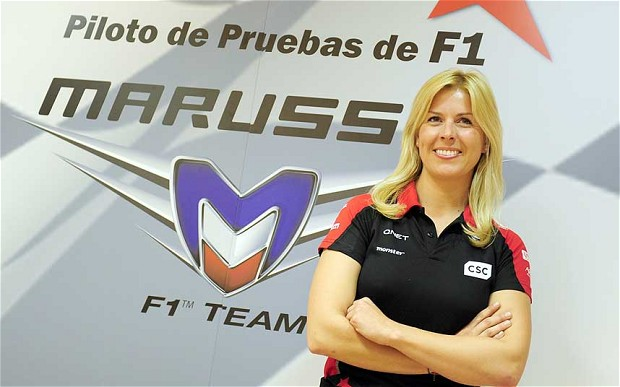 Marussia, exculpada de responsabilidad por el accidente de María de Villota en 2012