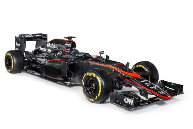 McLaren ha desvelado los nuevos colores de su MP4-30