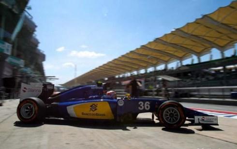 Raffaelle Marciello repite presencia en los libres con el Sauber C34