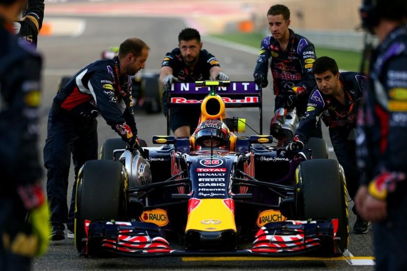 Red Bull renueva su acuerdo con el fabricante de cámaras térmicas FLIR Systems