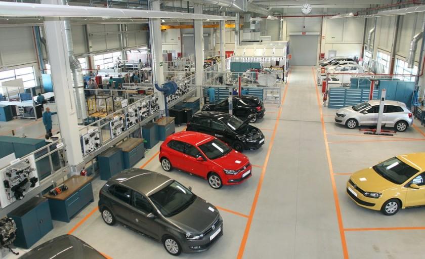 Volkswagen anuncia una inversión de 4.200 millones para España entre 2015 y 2019