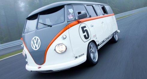 VW T1 Race Taxi, la última locura de Fred Bernhard