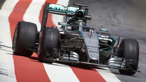 Nico Rosberg y Mercedes, de nuevo los más rápidos en Austria