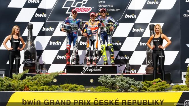 Habrá MotoGP en Brno, al menos en 2015
