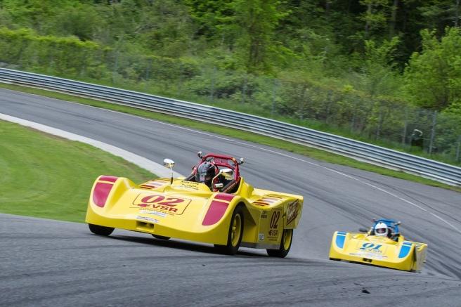 Los coches eléctricos del equipo Entropy Racing, una alternativa barata para correr
