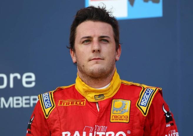 Fabio Leimer, nuevo piloto del equipo Virgin Racing de Fórmula E
