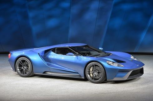 Ford podría volver a las 24 Horas de Le Mans con el nuevo GT