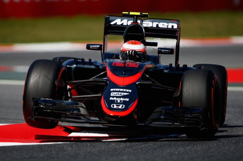 McLaren logra por fin la homologación de su nuevo morro corto