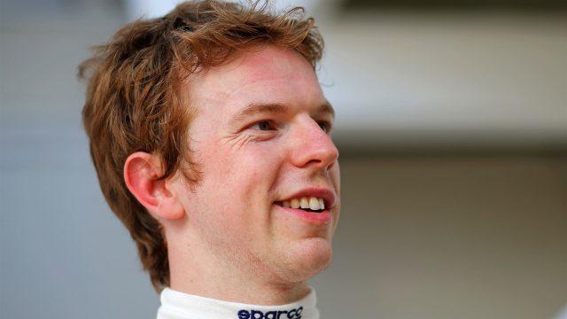 Oliver Turvey, nuevo piloto del equipo NEXTEV TCR de Fórmula E