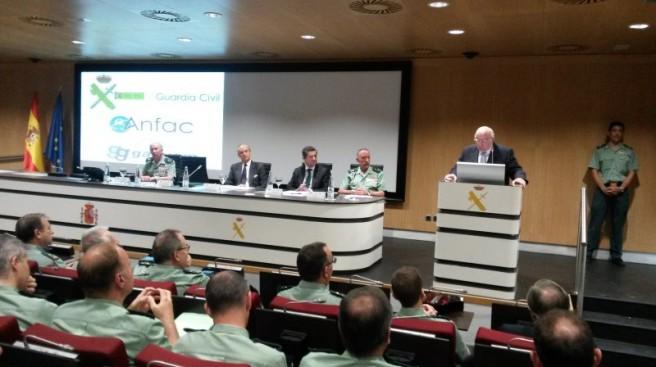 La Guardia Civil hace balance de la Operación Talleres Mecánicos con la patronal del sector