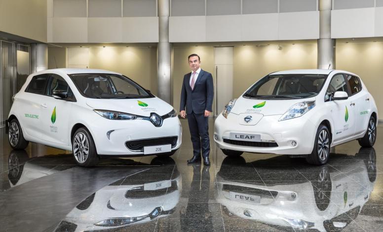 Renault ZOE, el coche eléctrico número 250.000 de la Alianza Renault-Nissan