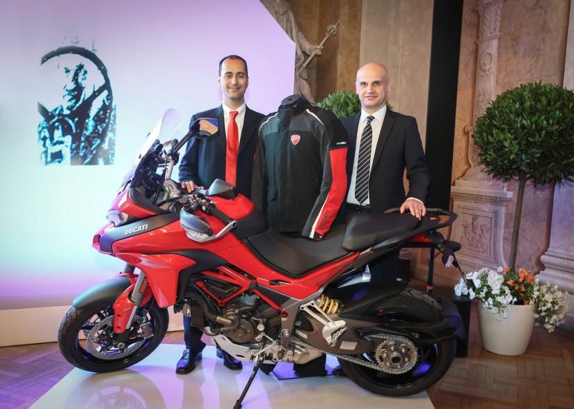 Federico Sabbioni y Luigi Ronco, ganadores del Premio Profesor Ferdinand Porsche 2015