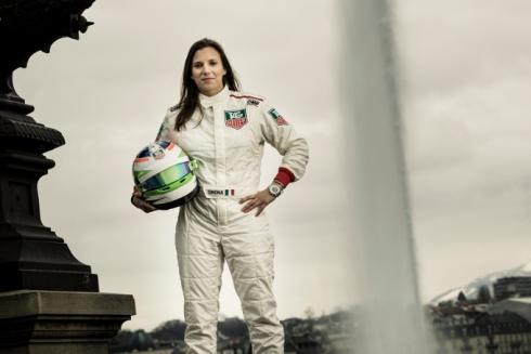Simona de Silvestro, nuevo fichaje del equipo Andretti de Fórmula E