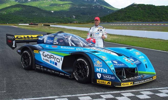 Nobuhiro Tajima correrá Pikes Peak con el E-Runner Concept 1
