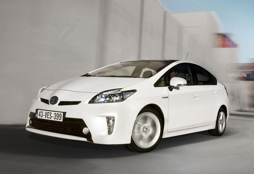 El robo de las baterías del Toyota Prius, nueva moda en EE.UU.