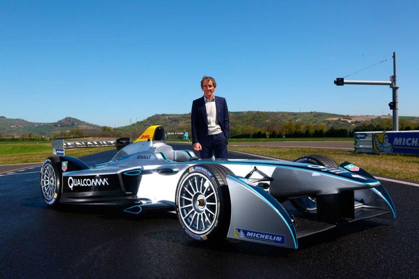 Alain Prost sería el futuro director del equipo Renault F1