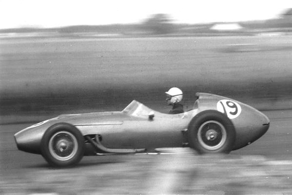 Aston Martin DBR5 de 1960, el úlitmo monoplaza de la marca británica en la Fórmula 1