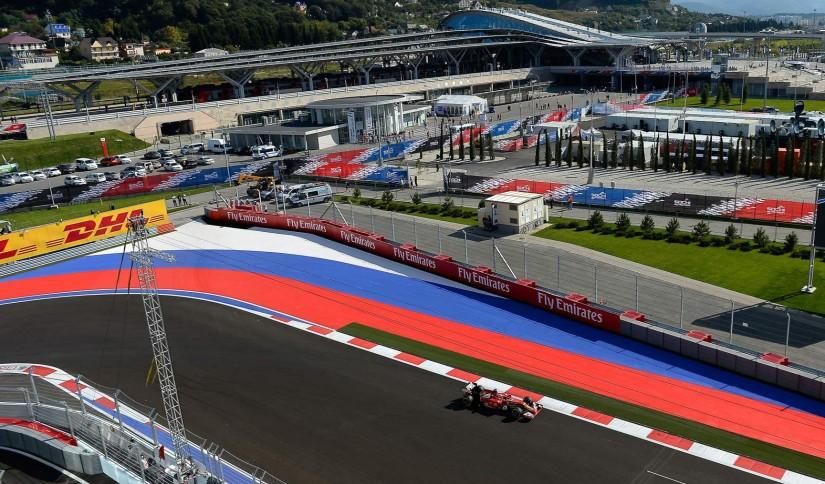 El GP de Rusia de 2016 se trasladará a mayo para potenciar la asistencia de público