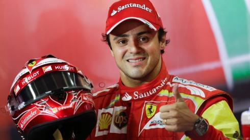 Felipe Massa sabe lo que es estar cuestionado en Ferrari
